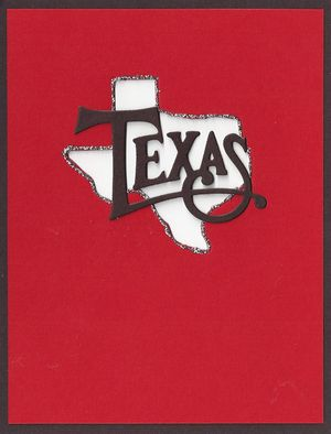 Texas-word-die-card