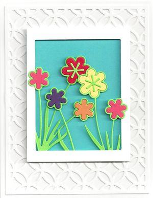 Groovy-Flower-Frame