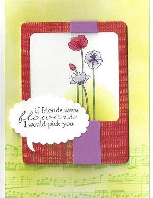 Polaroid-Flowers