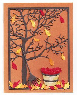 Tree-Frame-orange
