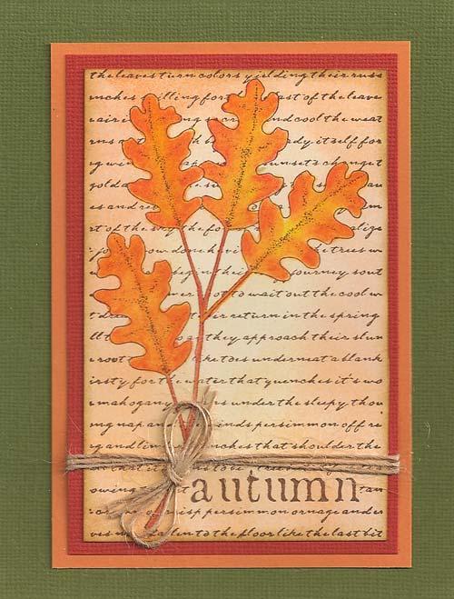 Autumn-Stamp