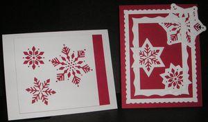 Cutout-Snowflakes