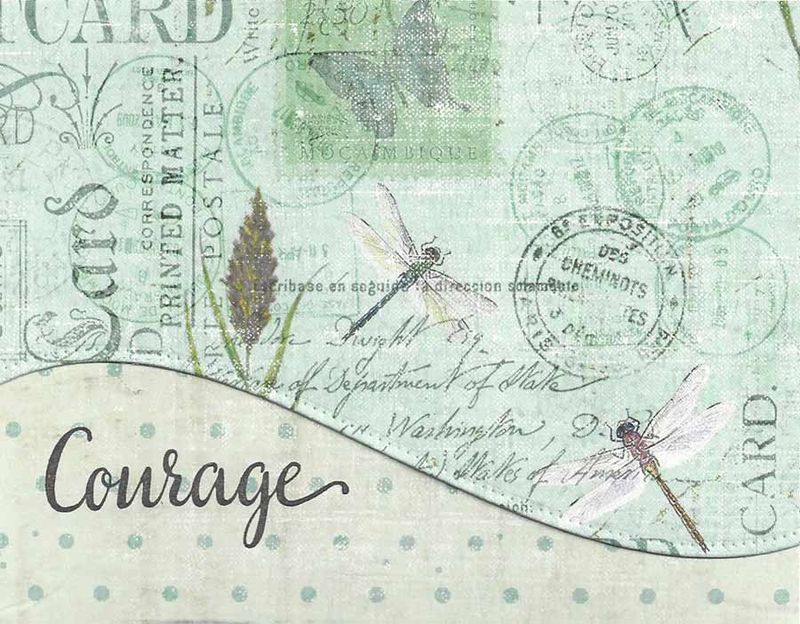 Courage-Green