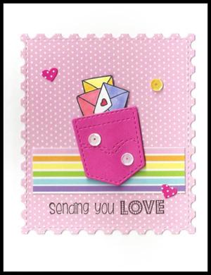 Pink-Sending-Love