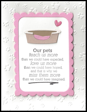 Our-pets-teach-pink-bed