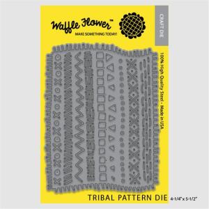 Die-Tribal-Pattern