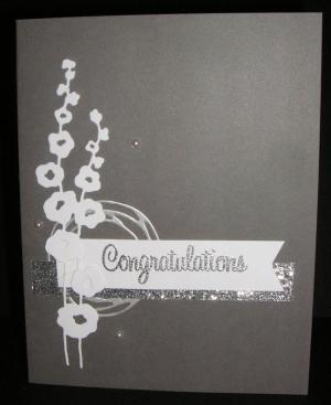 Gray-Congratulations