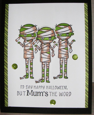Mum's-the-Word