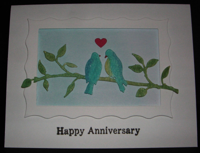 Songbirds-Anniversary