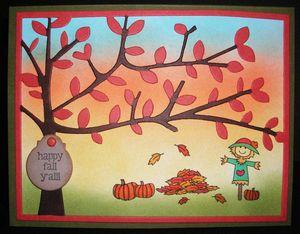 Fall-Scarecrow