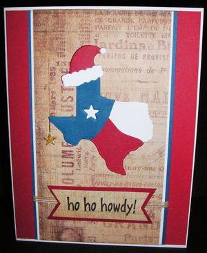 Texas-Howdy
