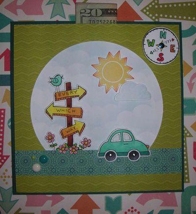 Gas-Card