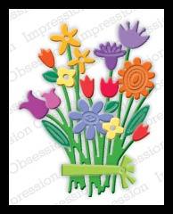 Bouquet-die