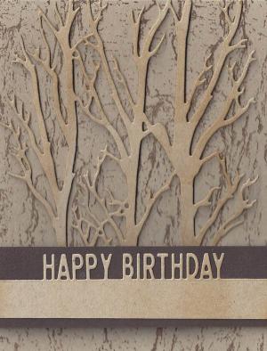 Forest-Birthday
