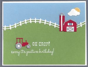 Pasture-Birthday
