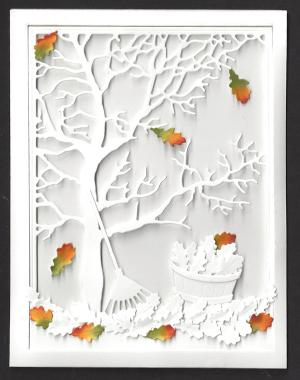 Tree-Frame-white