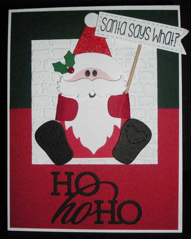 Santa-Says-What