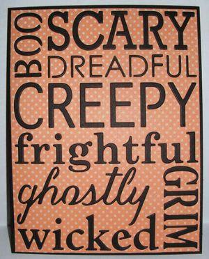 Scary-Background-Orange-Dot