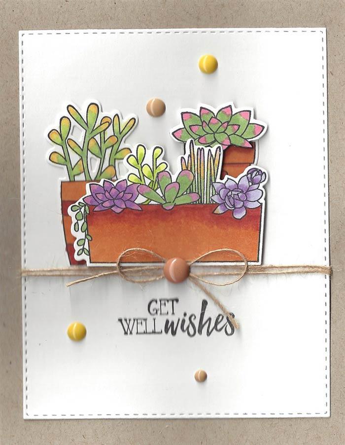 Get-well-Flower-Box