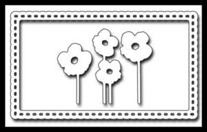 Flower-Portrait-Frame