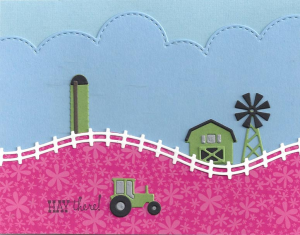 Hay-There-Tractor