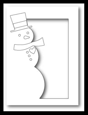 Snowman-die