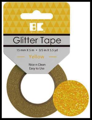 Glitter-tape-gold