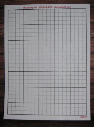 Grid-paper-pad