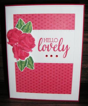 Roses-Lovely