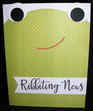 Ribbiting-News
