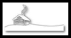 Snowy-Cabin