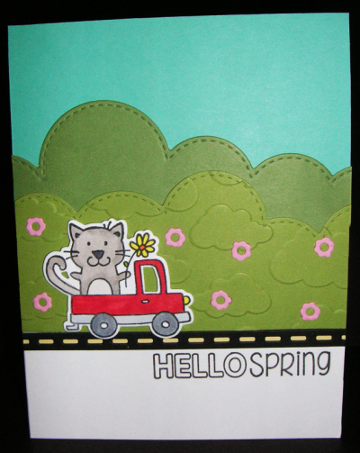 Hello-Spring-Green