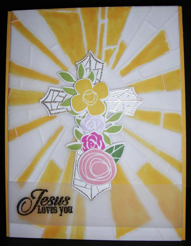 Yellow-Cross