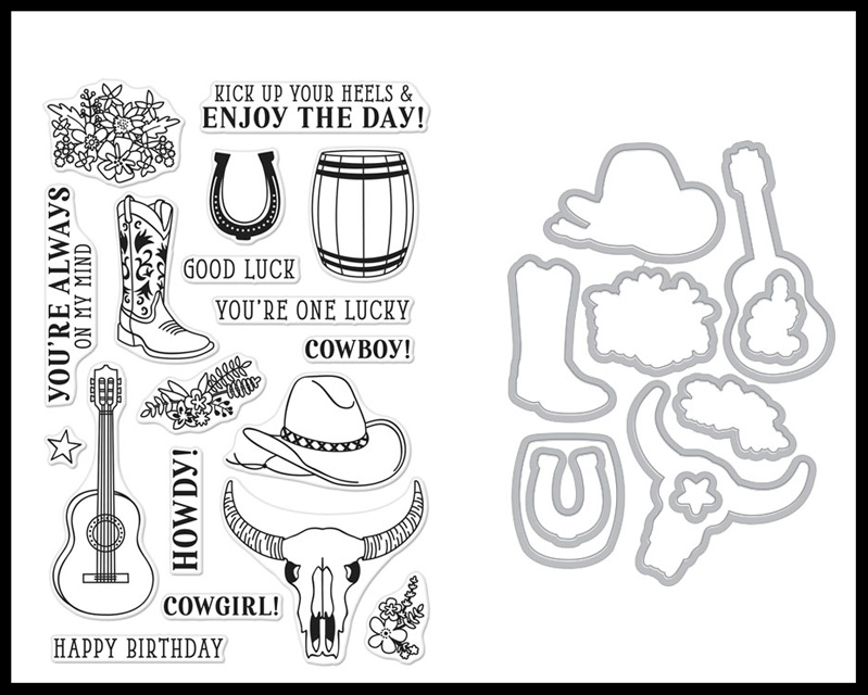 Cowboy-Life-Combo